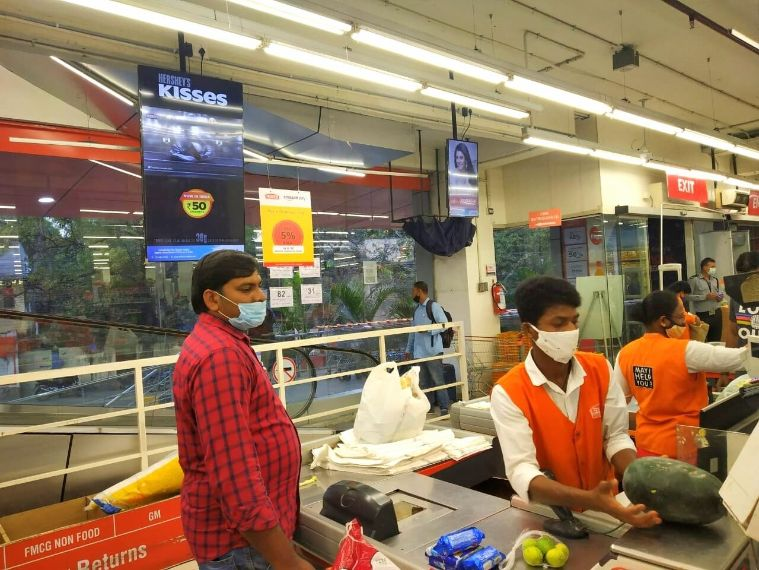 DOOH Agency in Digital - Satyam, Kolkata, DOOH Advertising in Reliance Digital - Satyam