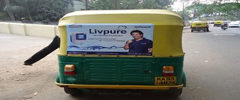 Auto Rickshaw Advertising in Gurgaon