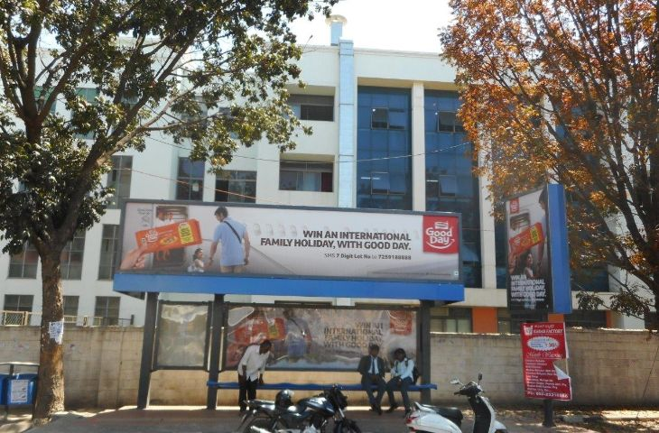 Nagarbhavi Bus Stop Advertising, Advertising Company Bangalore, Media Buying, Media Planning, Ad Agency