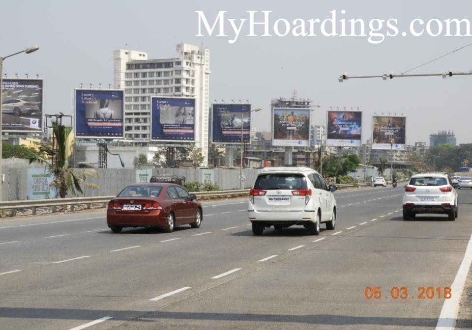 Outdoor advertising in India, Bandra Worli Sea Link Mumbai Billboard advertising, Flex Banner price in Bandra Worli Sea Link
