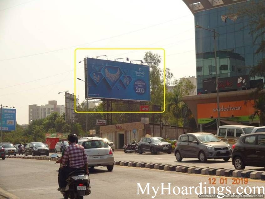 How to Book Unipole in Pune, Best outdoor advertising company Baner Near Wadeshwar in Pune