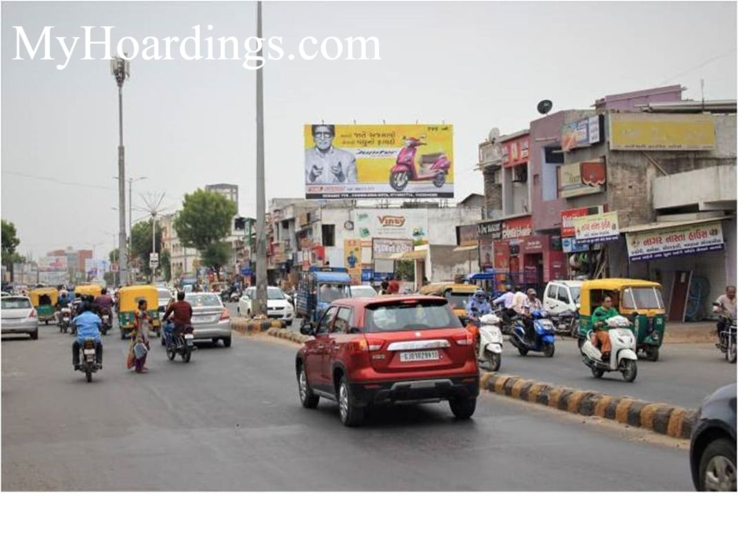 OOH Advertising Chandlodia bridge in Ahmedabad, Unipole Agency in Ahmedabad, Flex Banner in Ahmedabad