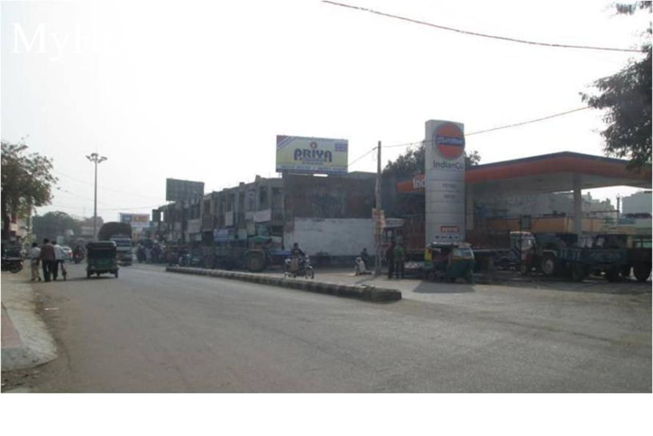 Botad Billboard advertising, Advertising company Petrol Pump in Botad, Flex Banner advertising in Gujarat