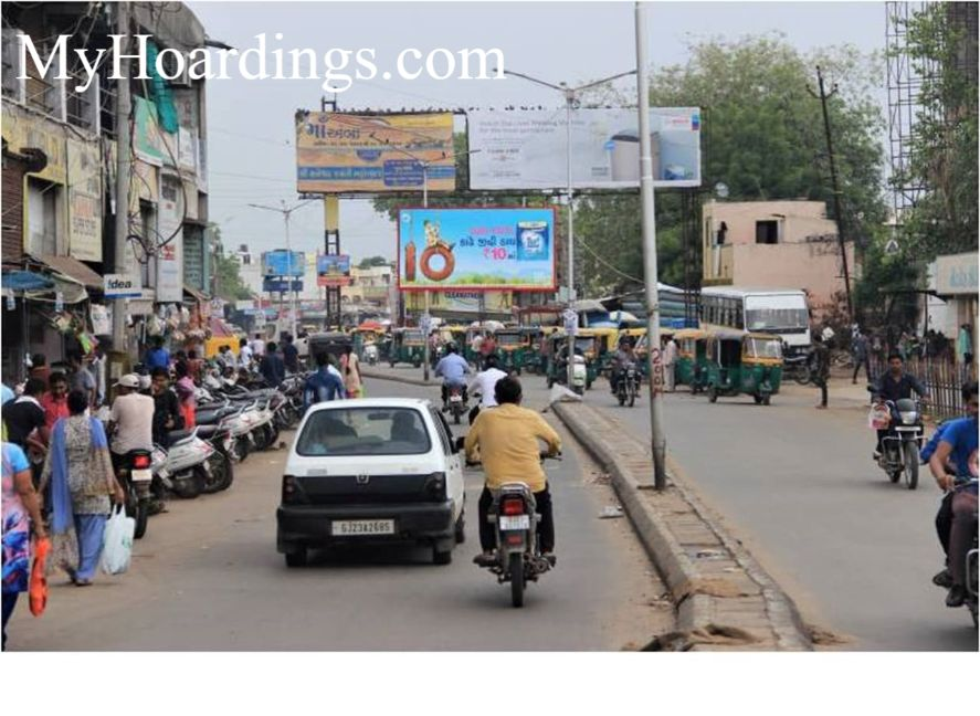 Best OOH Ad agency in Anand, Billbord Company at Railway Station in Anand,Hoarding agency in Gujarat