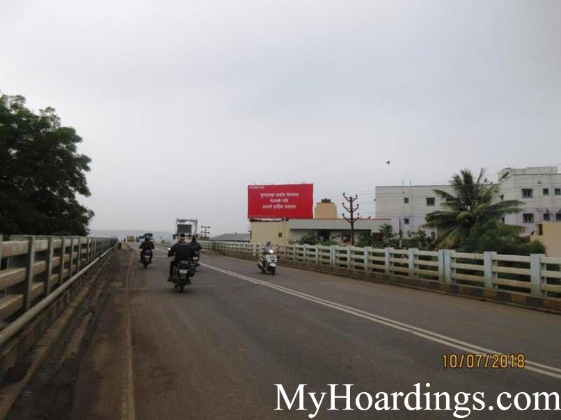 OOH Hoardings Agency in India, Highway Hoardings Advertising in Pune, Hoardings Agency Phursungi Flyover in Pune