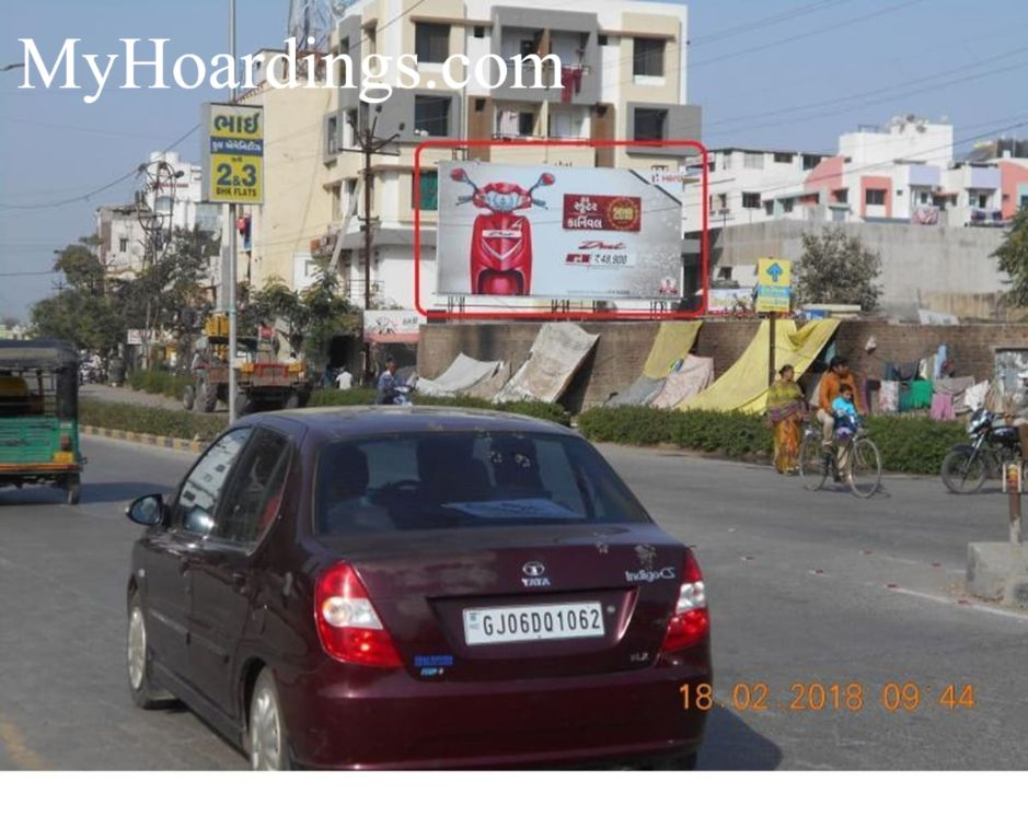 Billboard Advertising Company in Rajkot, Best Outdoor Advertising Company Rajkot