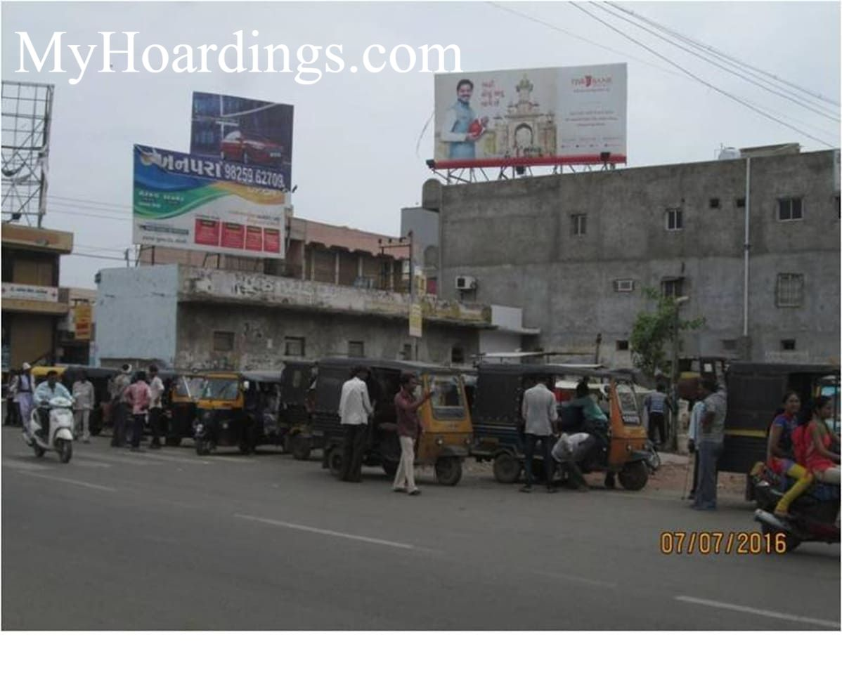 How to Book Unipole in Morbi, Best outdoor advertising company V C Pathak in Morbi,Hoardings rates in India