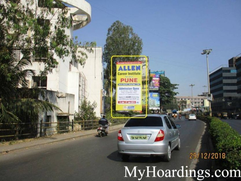 OOH Billboard Agency in India, Hoardings advertising in Pune, Unipole Agency in Pune