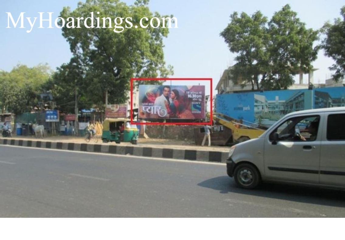 Best OOH Ad agency in Gandhinagar, Billboard Company in Press Circle in Gandhinagar