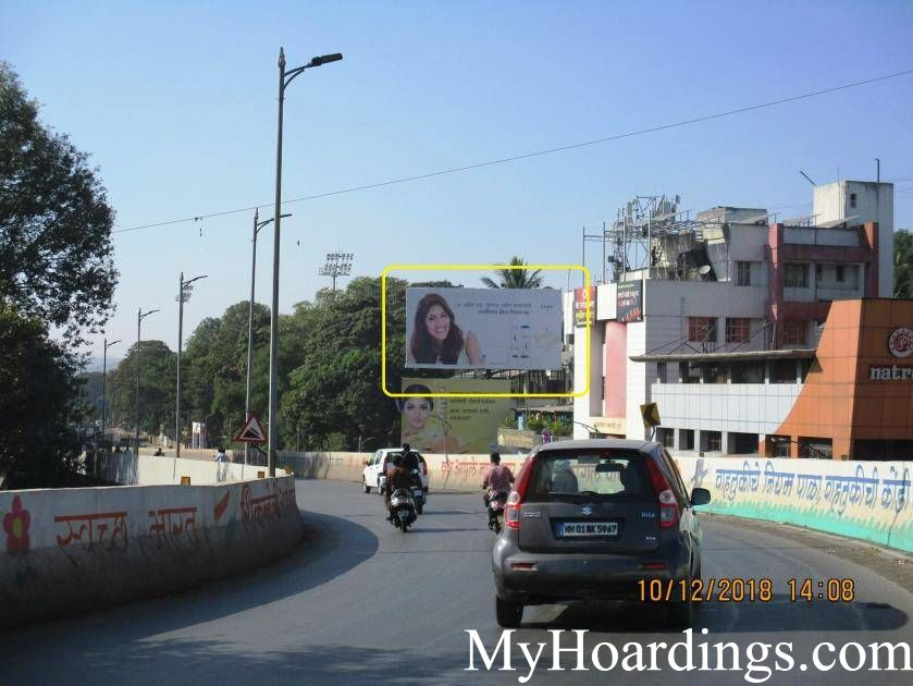 Best OOH Ad agency in Pune, Unipole Company Pune, Hoardings Rates in Swargate Pune,Hoarding company in India