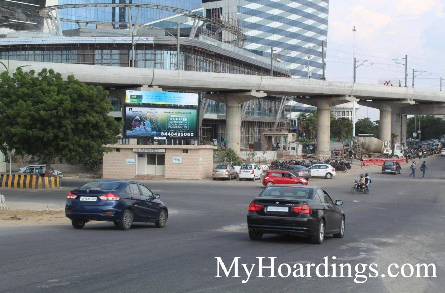OOH Advertising Advant Tower Noida Sec-137 in Noida, Hoardings Agency in Noida, Flex Banner at Noida