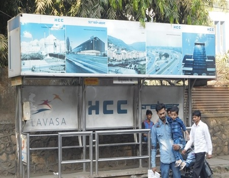 Hoardings rates in Mumbai, Bus Shelters at Vikhroli West Bus Stop in Mumbai, Flex Banner Maharashtra