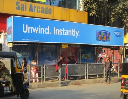 How to Book Hoardings in Mumbai, Best Advertise company on Mulund Bus Stop in Mumbai