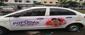 Cab Advertising in Ranchi, Ranchi Car Advertising, Car Advertising Cost