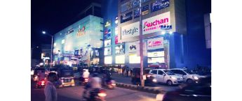 Kiosk Branding in City Centre Mall, Mangalore, Brand Advertising in malls, Promotions in malls
