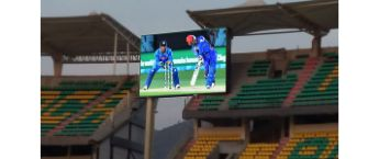 Advertising in Cricket Stadiums in India