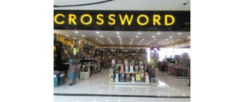 Branding in Crossword outlets in Delhi, Advertising in Delhi Crossword Mall