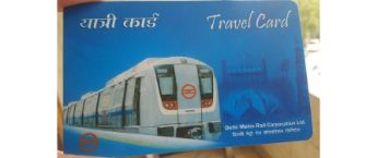 Delhi Metro SmartCard Advertising | Branding with Delhi Metro Network
