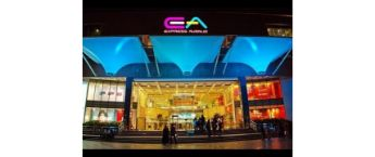 Kiosk Branding in Express Avenue, Chennai, Brand Advertising in malls, Promotions in malls