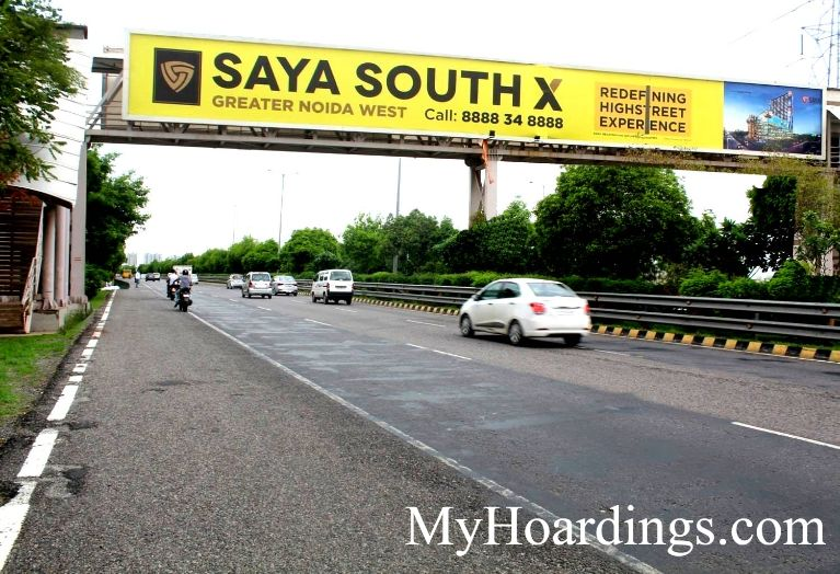 Billboard Advertising and Brand Promotion agency Noida, Flex Banner Rates in UP