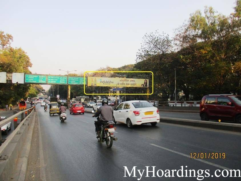 How to Book Gantry in Shivajinagar Rahul Theatre in Pune, Best Outdoor Hoardings Advertising Agency Pune