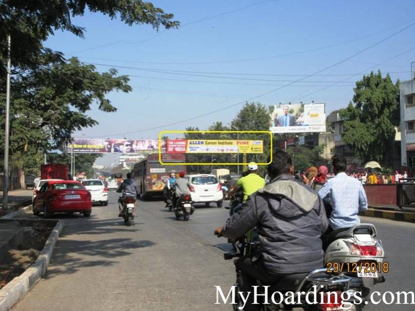 Gantry at Swargate Near Vega Centre in Pune, Best Outdoor Advertising Company Pune
