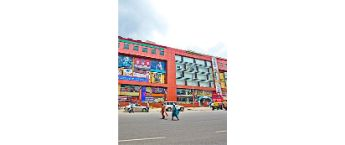 Mall Branding in Gopalan Innovation Mall, Bangalore, Mall Advertising Agency,Advertising in Bangalore