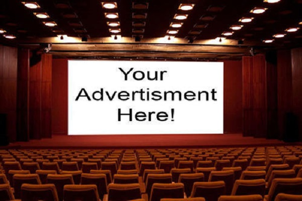 Video ads Hanuman Theatre Advertising in Hyderabad, Single Screen Advertising and Branding services.