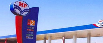 Indian Oil petrol pump station advertising Ahmedabad, Branding on Petrol pumps company Ahmedabad