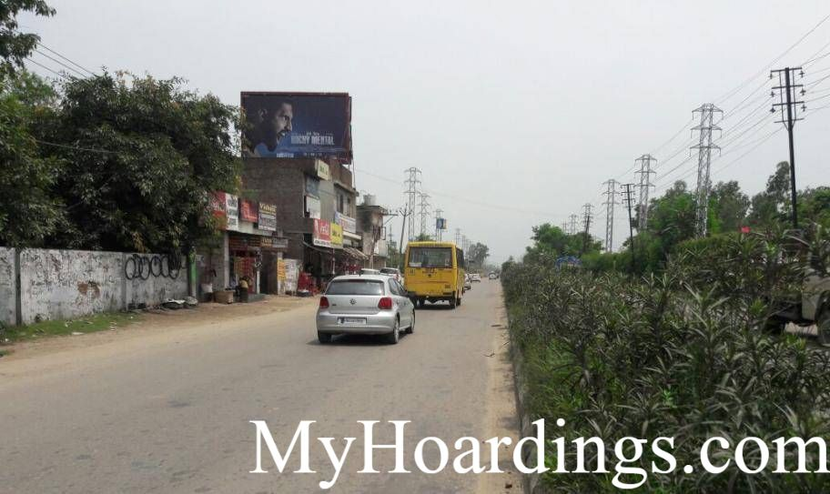 Book Flex Banner Online in Ludhiana, OOH Ads Company Sector 32 in Ludhiana,Outdoor Media in Punjab