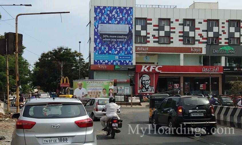 Outdoor Media Promotion advertising in Chennai, Hoardings Agency in Chennai