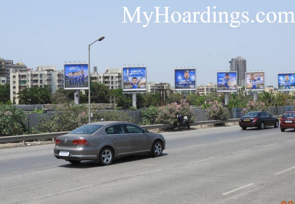 Outdoor Media Promotion advertising in Mumbai, Hoardings Agency in Bandra Mumbai