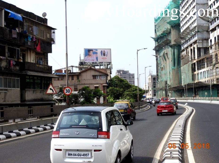 Byculla On J J Flyover, OOH Hoardings Agency in India, Hoardings Agency in Mumbai