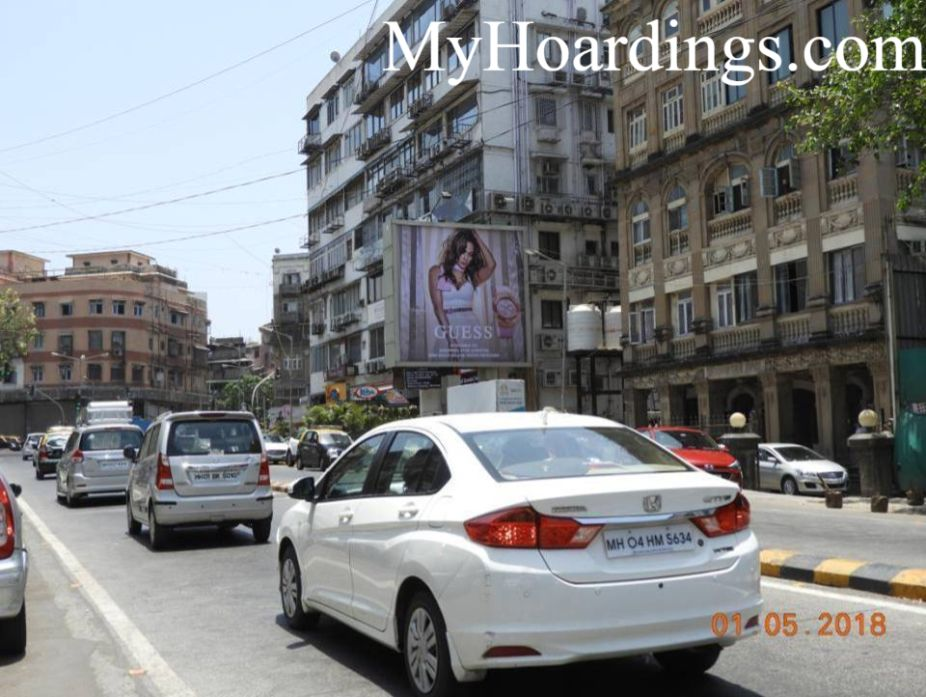 Hughes Road, Outdoor Media Promotion advertising in Mumbai, Hoardings Agency in Mumbai