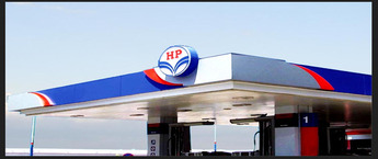 Indian Oil petrol pump station advertising Bhopal, Branding on Petrol pumps company Bhopal, Branding agency for Petrol Pumps in India
