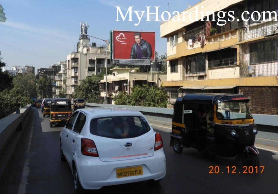 Vile Parle Mumbai Hoardings Company,Outdoor Media agency Mumbai,Advertising company Mumbai