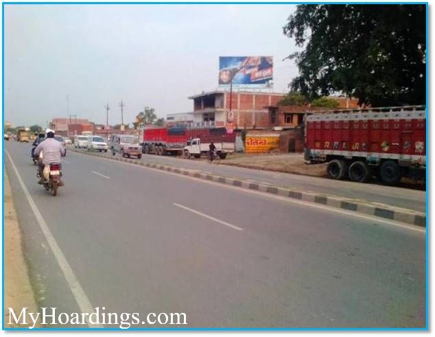 Gorakhpur Billboard advertising, Advertising Company Gorakhpur, Flex Banner in Gorakhpur