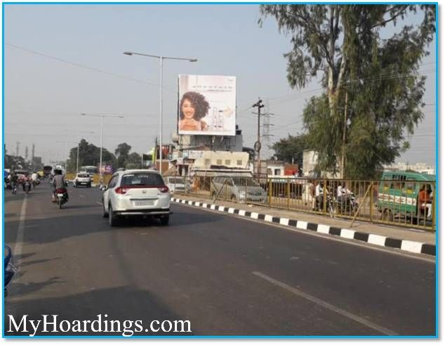 Hoardings rates in Lucknow, Hoardings Company Lucknow, Flex Banner UP