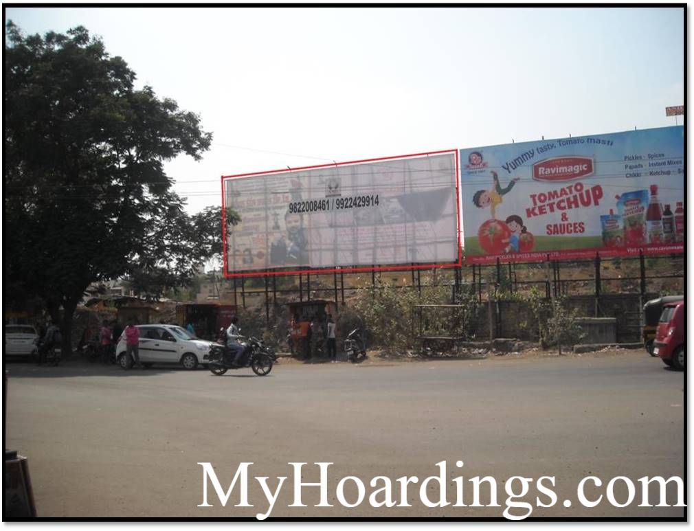 Aurangabad Billboard advertising, Advertising Company Aurangabad, Flex Banner in Aurangabad