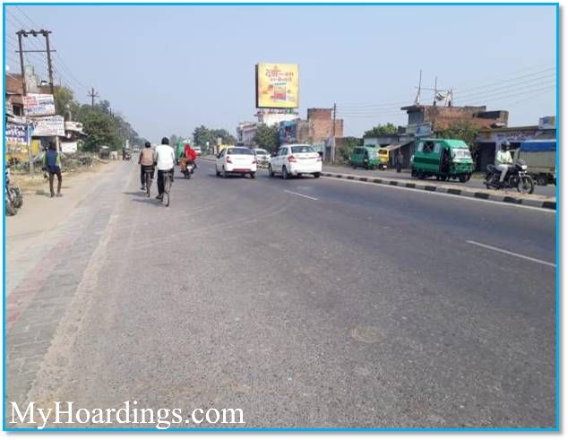 How to Book outdoor advertising Agency in Bakshi Ka Talaab in Lucknow