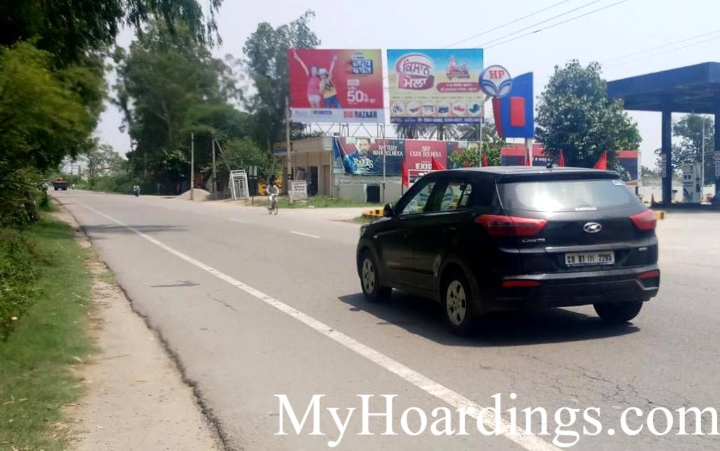 Book Hoardings Online in Patiala, Hoardings Company Patiala, Flex Banner,Outdoor Publicity in Punjab
