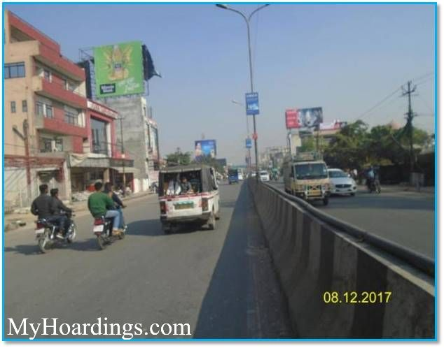 Book Hoardings Online in Lucknow, Hoardings Company Lucknow, Flex Banner UP