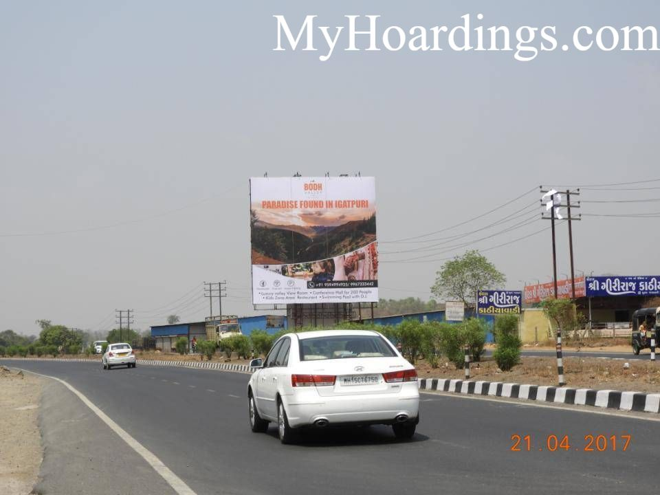OOH Hoardings Agency in India, highway Hoardings advertising in Mumbai- Nashik Highway Mumbai, Hoardings Agency in Mumbai
