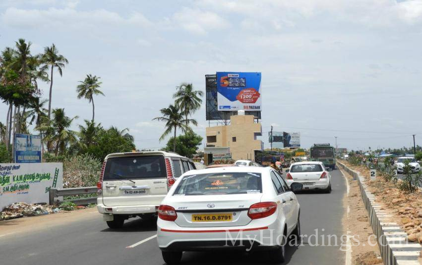 Book Hoardings Online in Chennai, Hoardings company Pondichery Chennai, Flex Banner