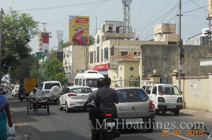 OOH Advertising Chennai, Outdoor publicity companies, Hoardings Agency in Chennai