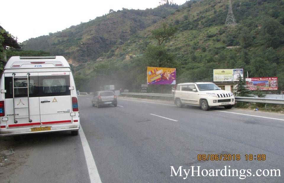 Billboard Advertising and Brand Promotion agency Manali, Flex Banner Rates in Himachal Pradesh