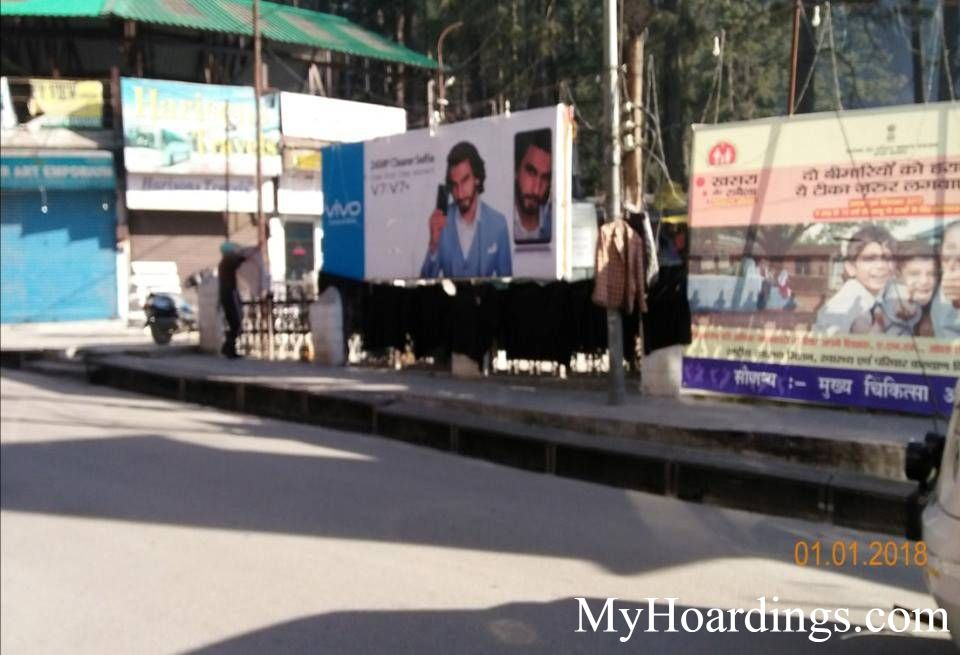 Hoardings Advertising Agency Manali, Himachal Pradesh Billboard advertising