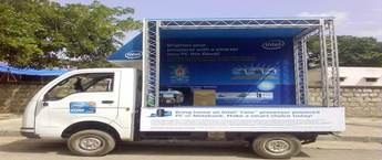 Mobile Van Advertising in Madurai, Tamil Nadu Mobile Van Advertising, LED Mobile Van Advertising