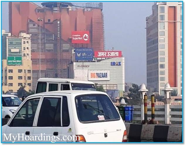 Best OOH Ad Agency in Lucknow, Billboard Company at Lucknow