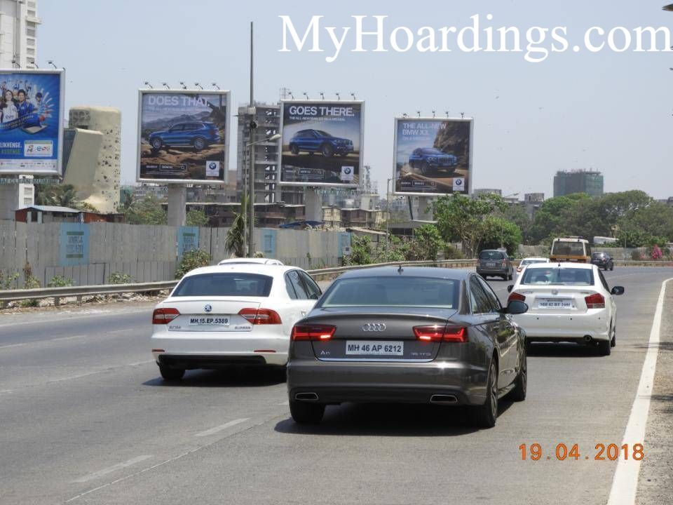 How to Book Hoardings in Mumbai, Best outdoor advertising company Bandra Worli Sea Link